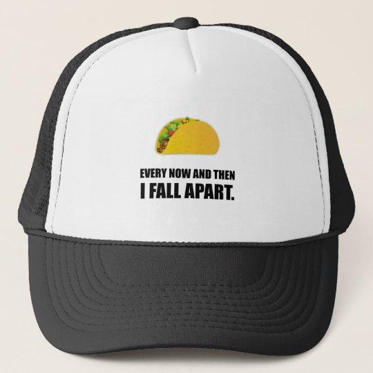 Fall Apart Taco Trucker Hat