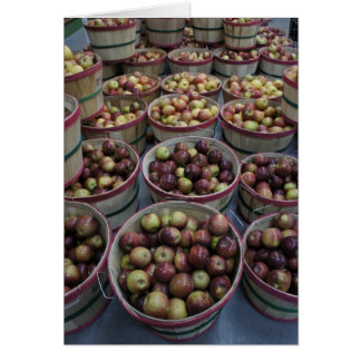 Fall Apples Card