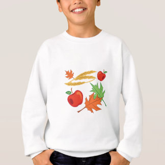 Fall Apples Sweatshirt