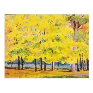 Fall at Dexter-Huron Park Postcard