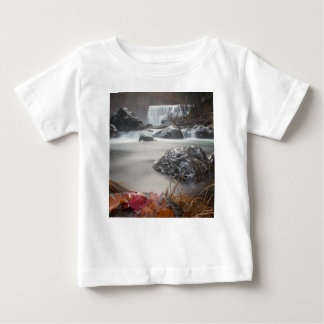 Fall at Middle falls Baby T-Shirt