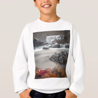 Fall at Middle falls Sweatshirt