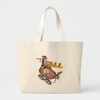 Fall Baby Tote Bag