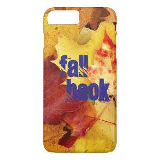 Fall Back iPhone 7 Plus, Barely There Case