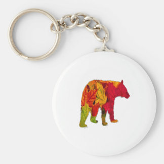 Fall Bliss Key Ring