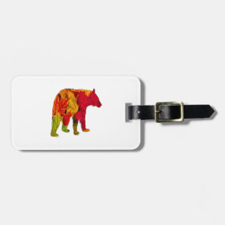 Fall Bliss Luggage Tag