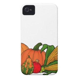 fall border iPhone 4 case