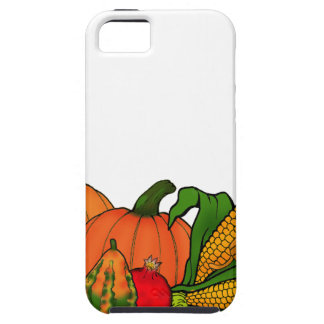 fall border iPhone 5 covers