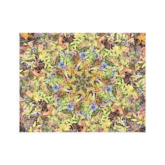 Fall Bouquet Canvas Print