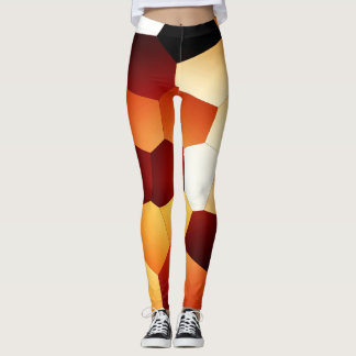 Fall Brown! Leggings