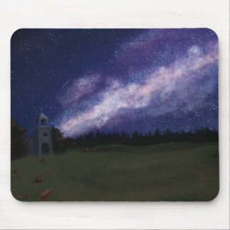 Fall Church Mouse Pad