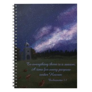 Fall Church Notebook