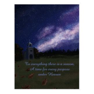 Fall Church Postcard