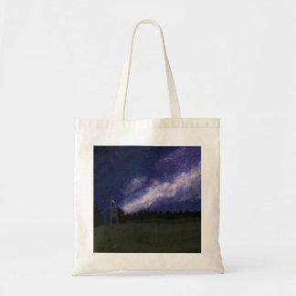 Fall Church Tote Bag