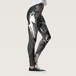 Fall Classic Dance 101 Leggings