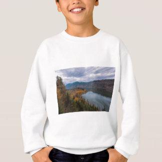 Fall Color along Columbia River Gorge Oregon Sweatshirt