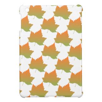 Fall Colors Canadian Maple Leaf Autumn Season iPad Mini Case