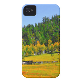 Fall colors in the Rockies Case-Mate iPhone 4 Cases