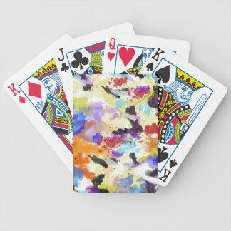 Fall Colors Poker Deck
