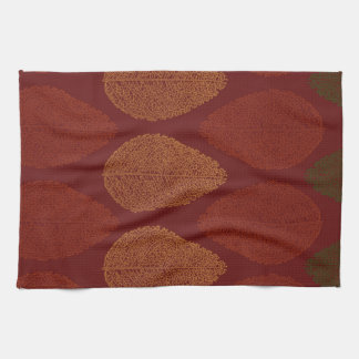 Fall Colors Remembered Tea Towel