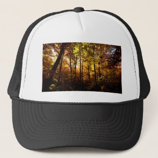 Fall Colours on St Joseph Island Trucker Hat