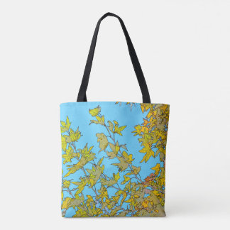 Fall Colours Tote Bag