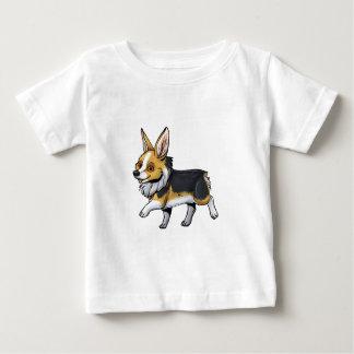 Fall Corgi Baby T-Shirt