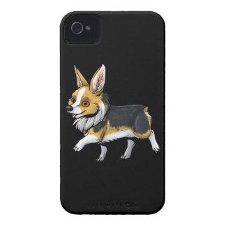 Fall Corgi iPhone 4 Covers