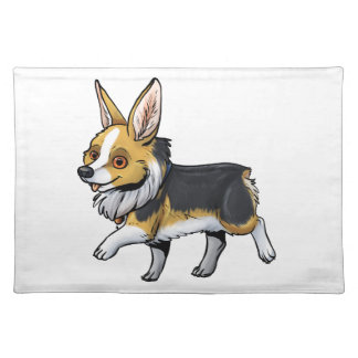 Fall Corgi Placemat