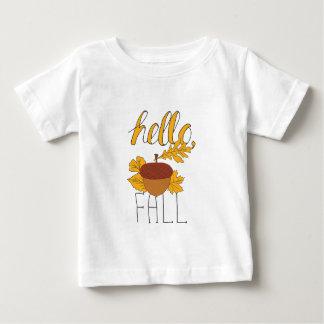 Fall Doodle Baby T-Shirt