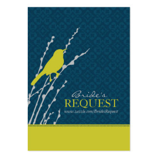 Fall Elegance Business Card
