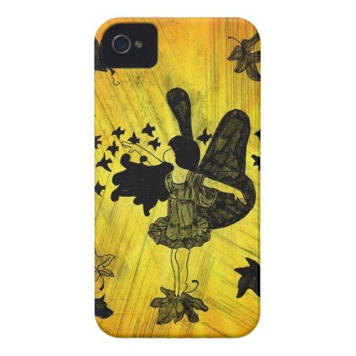 Fall Fairy Blackberry Case