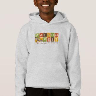 Fall Falcon Fest Hooded Sweatshirt