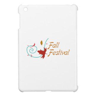 FALL FESTIVAL COVER FOR THE iPad MINI