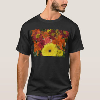 Fall Floral T-Shirt