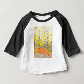 Fall Foliage in Adlershof Baby T-Shirt