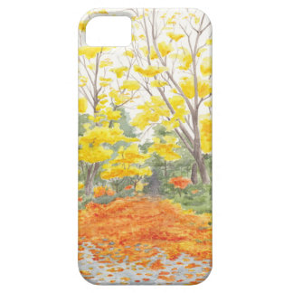 Fall Foliage in Adlershof iPhone 5 Covers