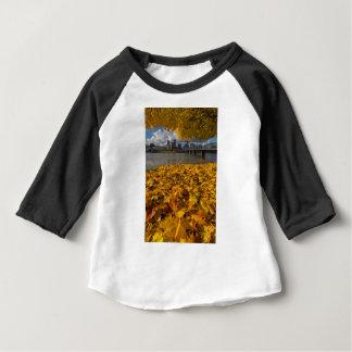 Fall Foliage in Portland Oregon City Baby T-Shirt