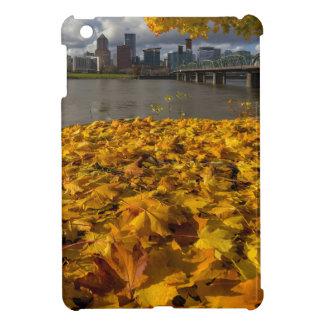 Fall Foliage in Portland Oregon City Cover For The iPad Mini