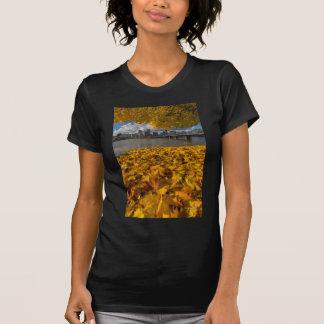Fall Foliage in Portland Oregon City T-Shirt