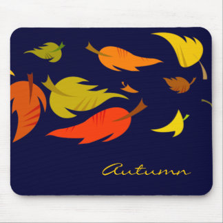 Fall Foliage. Thanksgiving Gift Mousepad