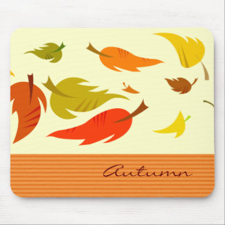 Fall Foliage. Thanksgiving Gift Mousepad