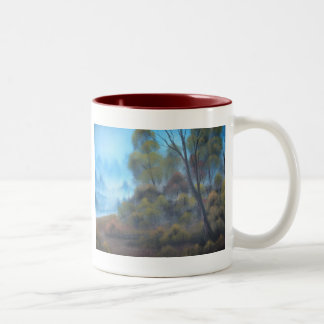 Fall Forest Left/Right Sided Mug