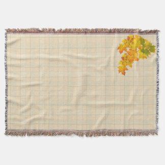 Fall Glory Warm Throw Blanket