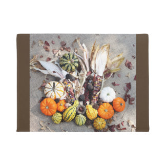 Fall Harvest Doormat