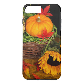 Fall Harvest Sunflowers iPhone 8 Plus/7 Plus Case