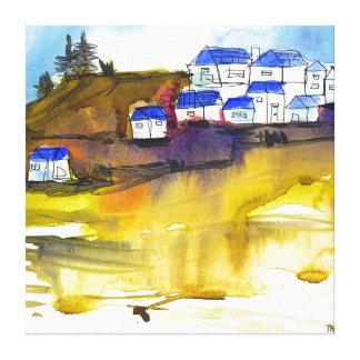 Fall Hills 1 Canvas Print