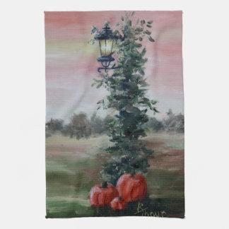 Fall II Tea Towel