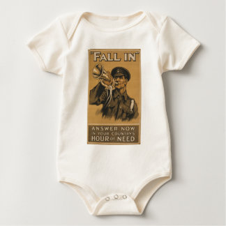 Fall In Answer Now Baby Bodysuit