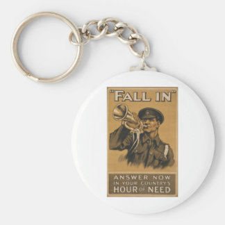 Fall In Answer Now Key Chains